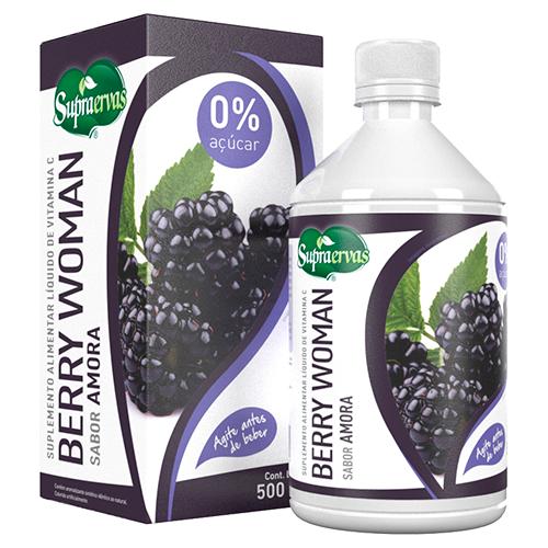 Berry Woman - 500ml