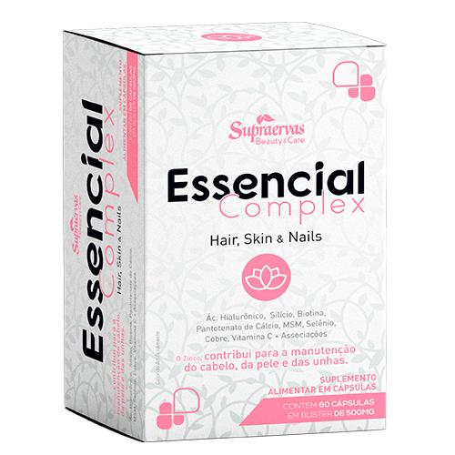 Essencial Complex - Hair, Skin & Nails - 60 Cápsulas