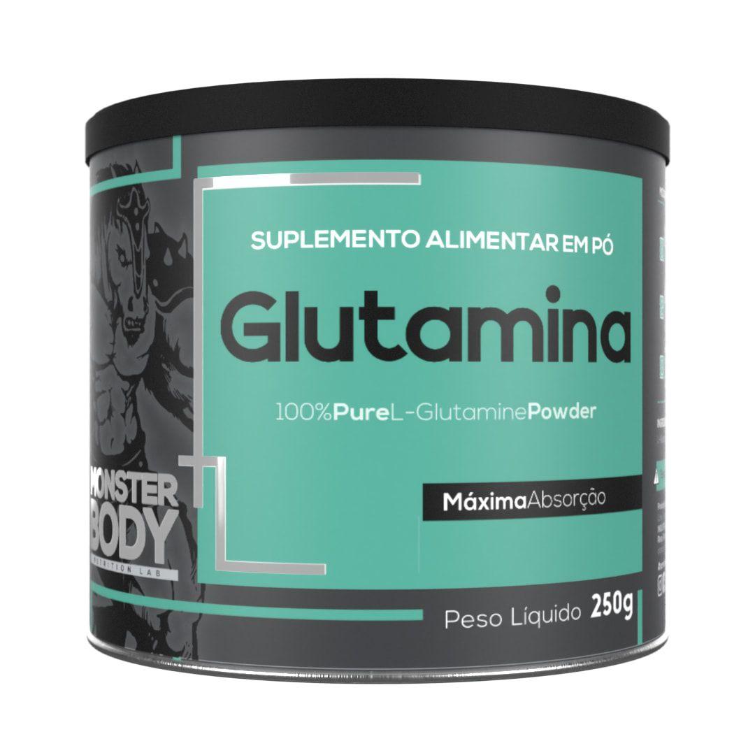 Glutamina Pura Solúvel - Horsceps - 200g