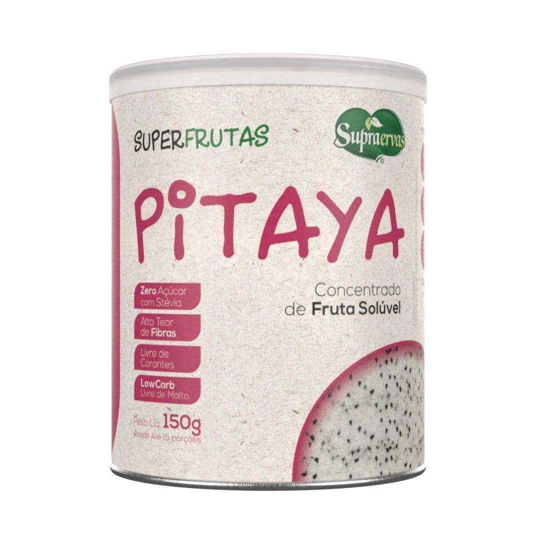 Pitaya 150g - Zero Açúcar, Adoçado com Stévia, Livre de Corantes, Low Carb