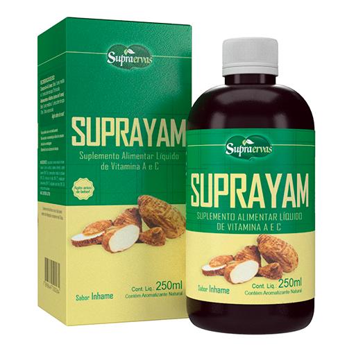 Suprayam - 240ml (Suplemento de Vitamina A e C)