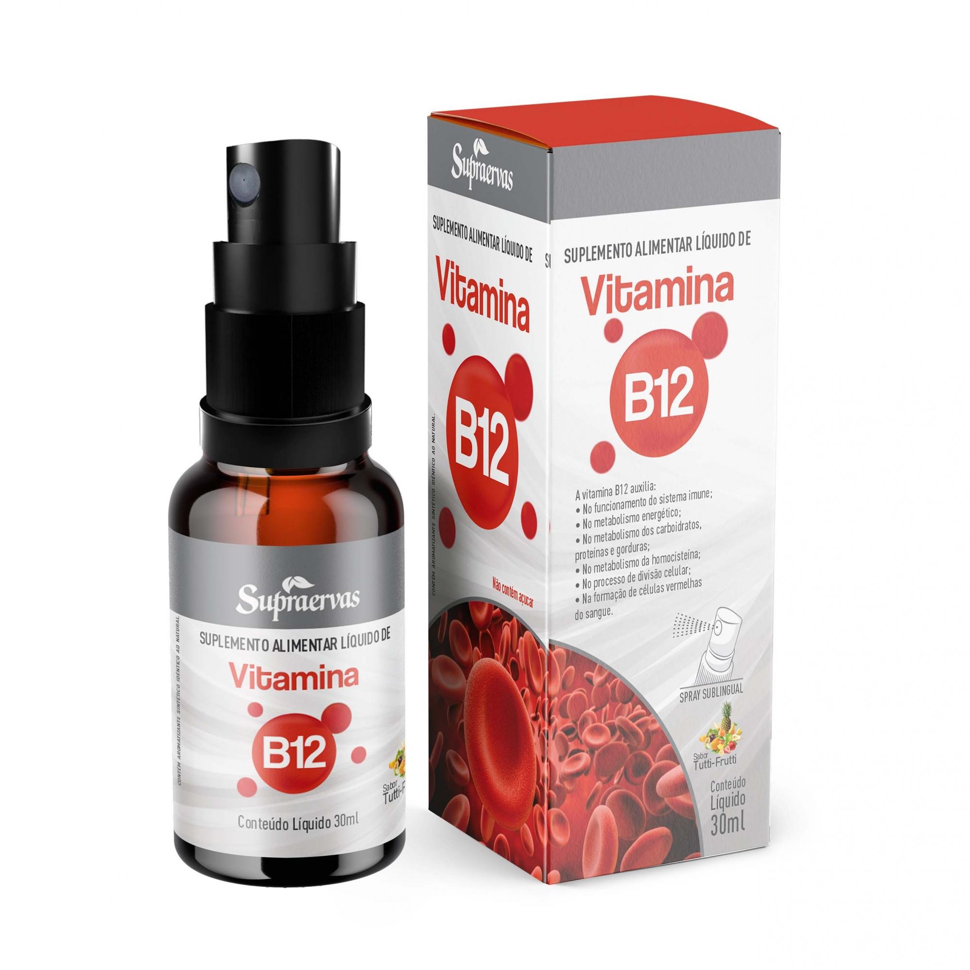 Vitamina B12 30ml