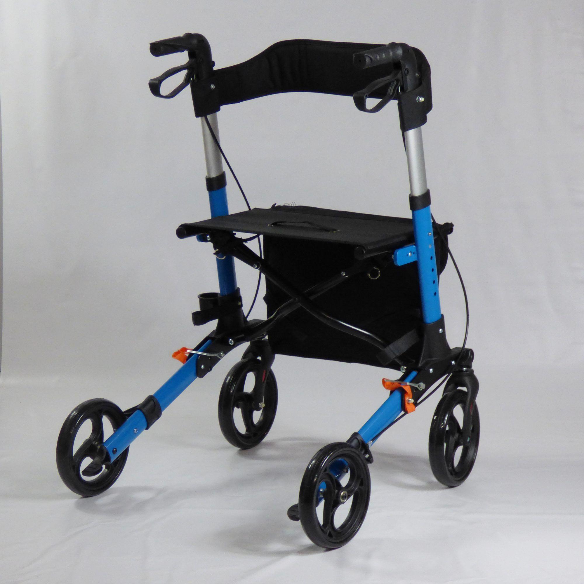Andador 4 rodas plus ZIMEDICAL FST9102
