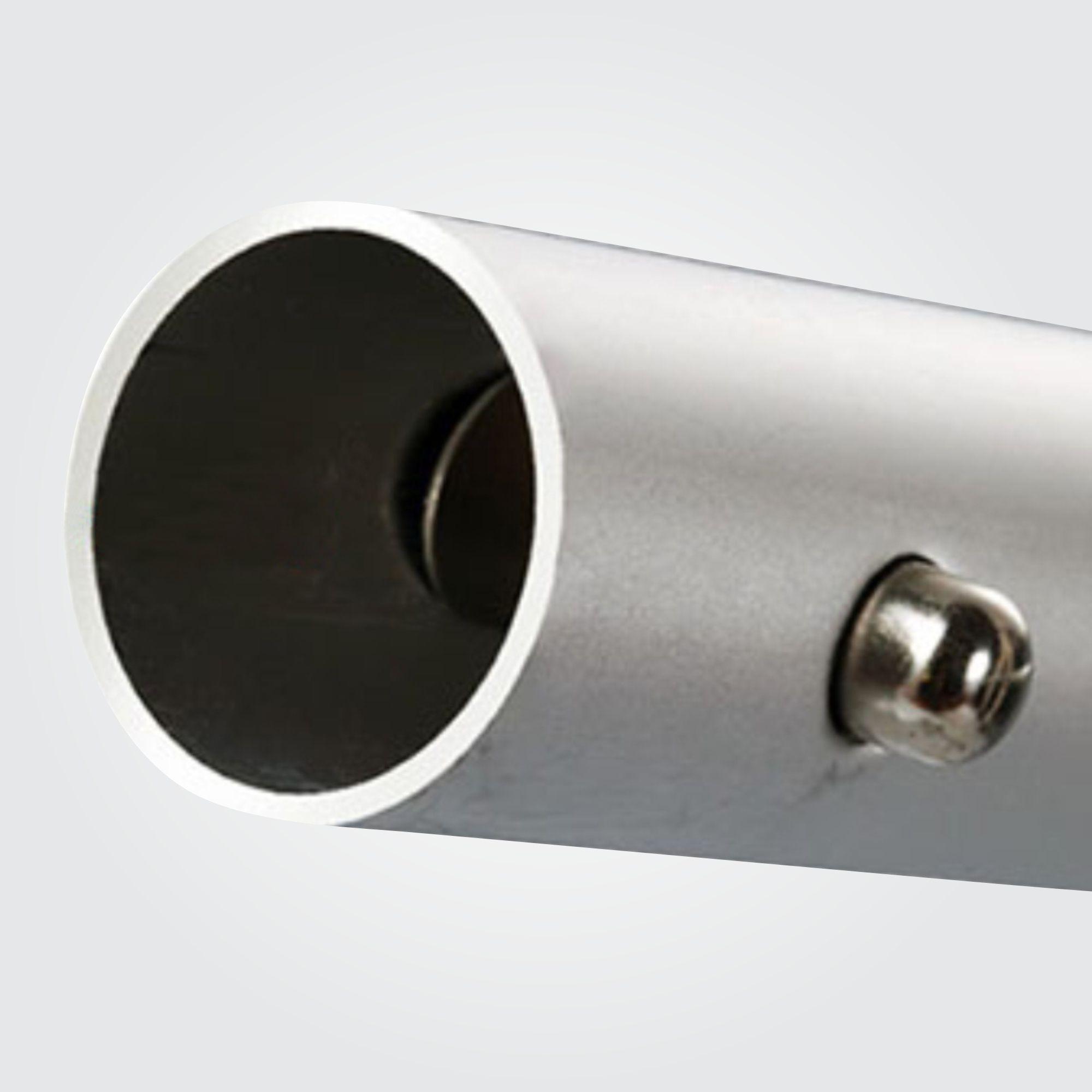 Banco de banho em alumínio ZIMEDICAL FST5101