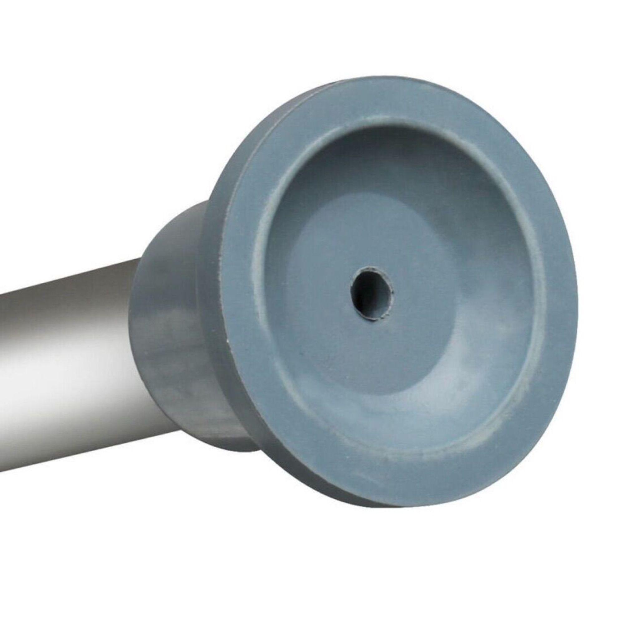 Banco de banho em alumínio ZIMEDICAL FST5301