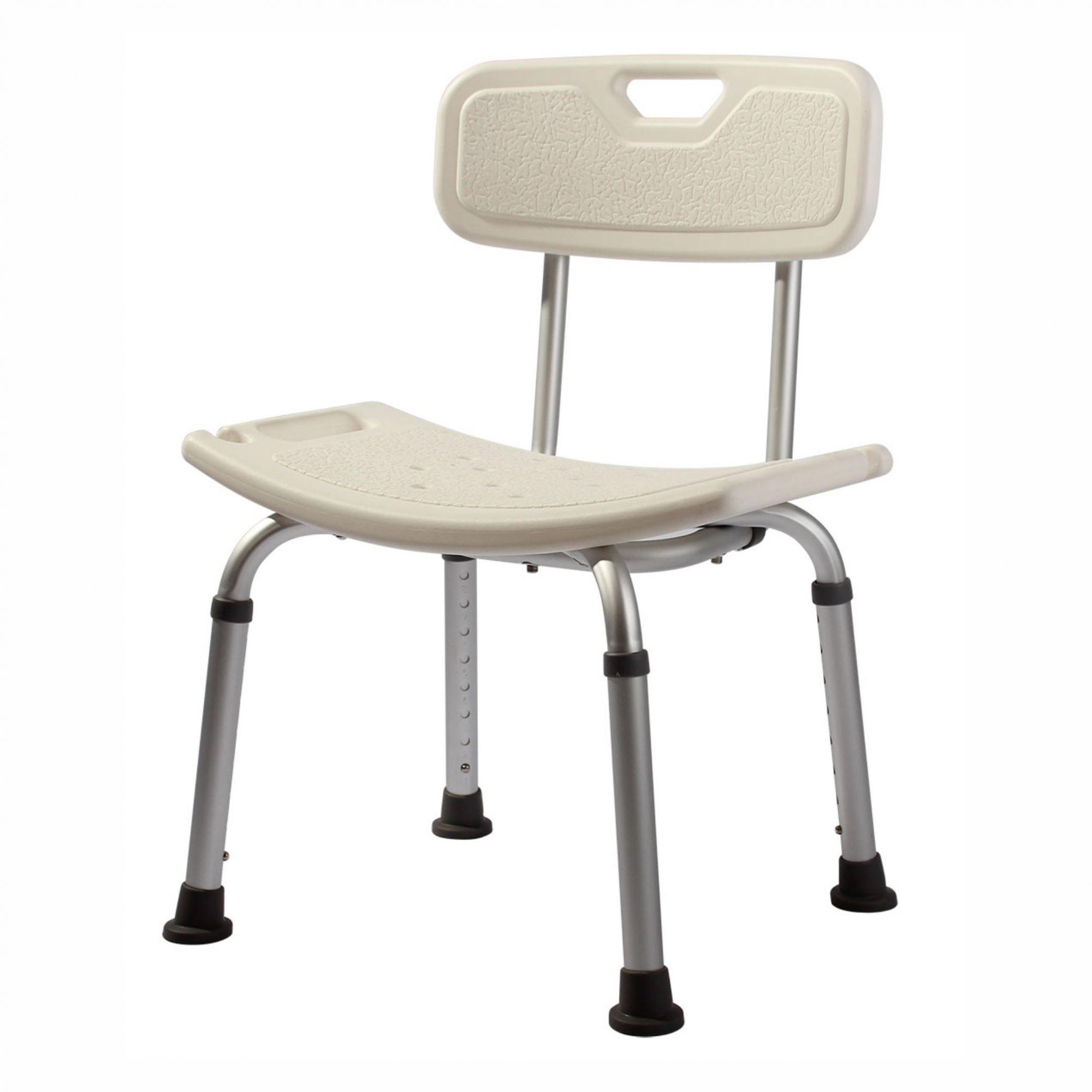 Cadeira de banho em alumínio Zimedical FST5104