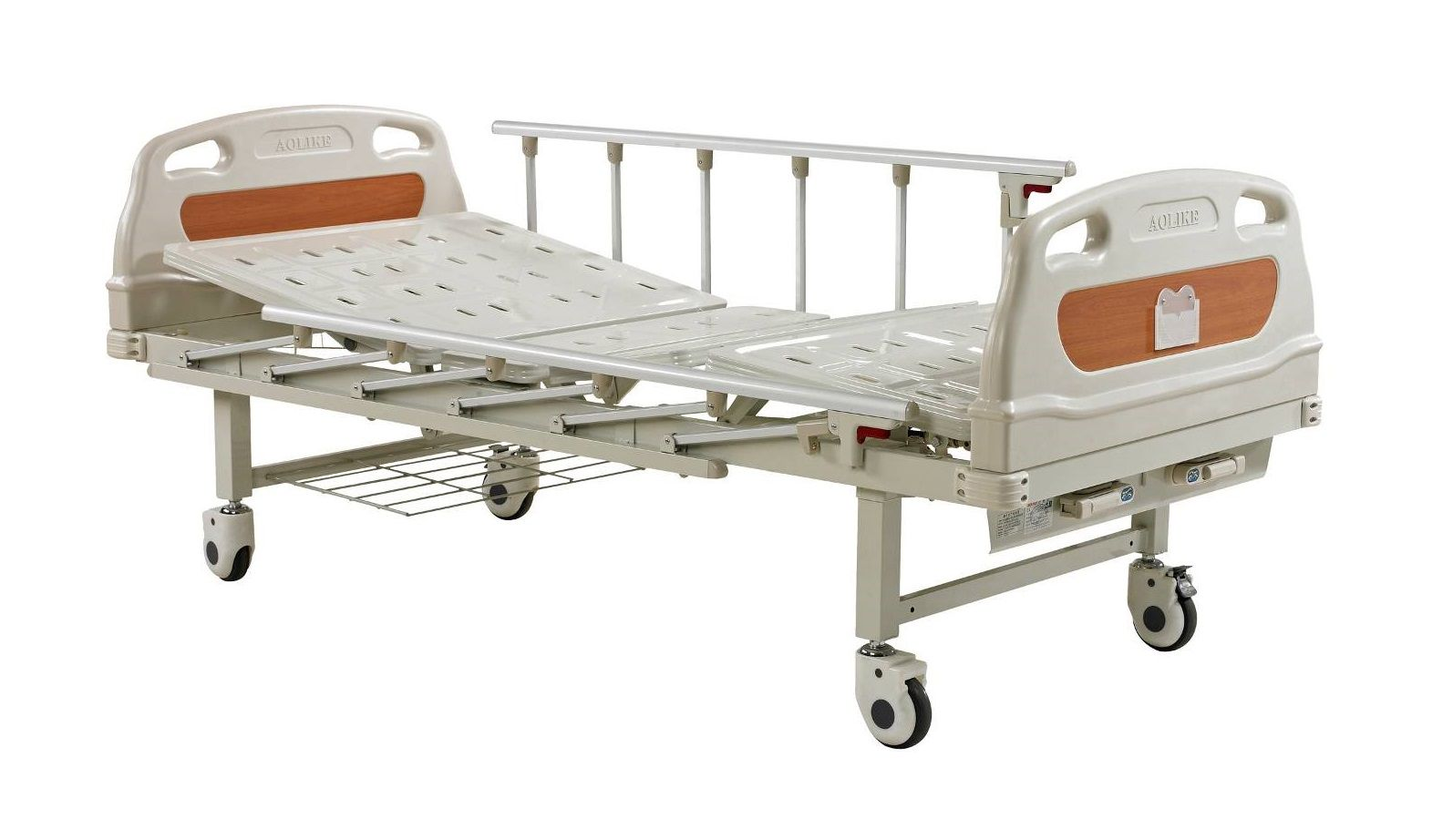 Cama Hospitalar Manual 2 movimentos ALK06 A232P