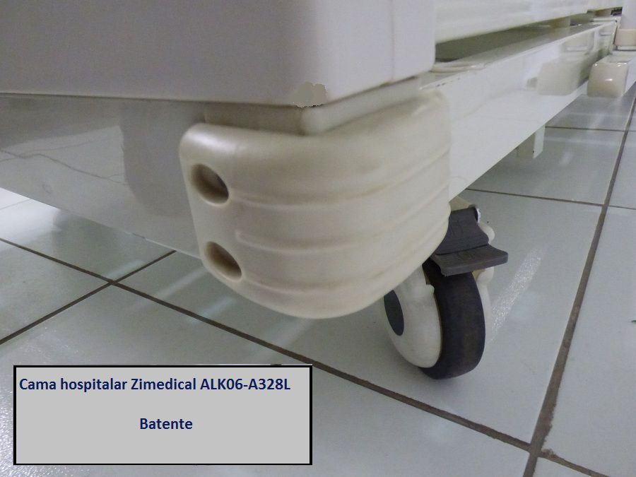 Cama Hospitalar Manual 3 movimentos ALK06 A328L