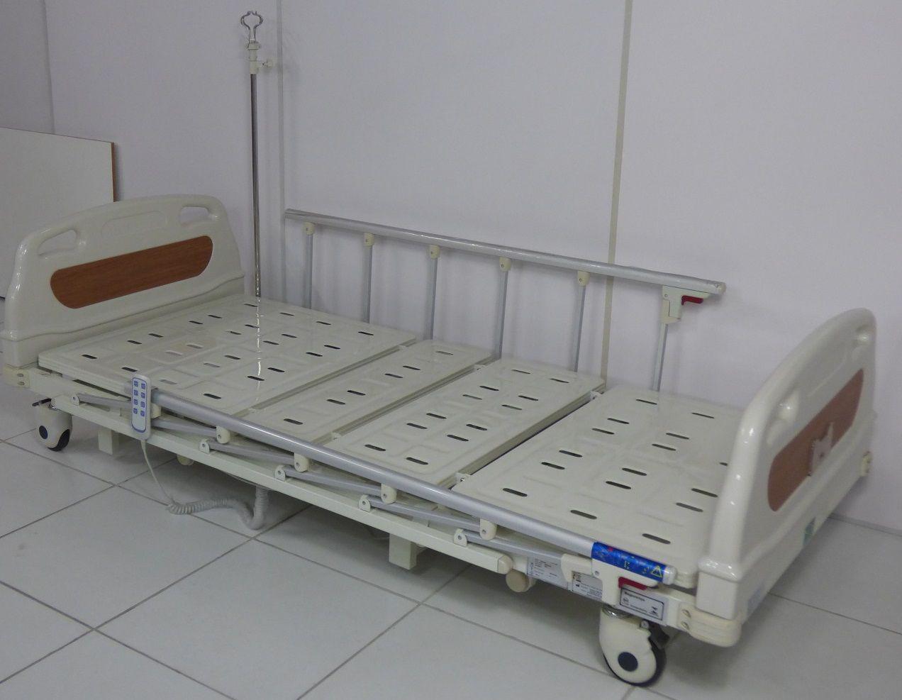 Cama Hospitalar Motorizada 3 movimentos ALK06 B03L