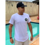 Camiseta Long - Caçadores de Lendas Branca