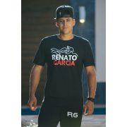 Camiseta Ofical Preta Renato Garcia
