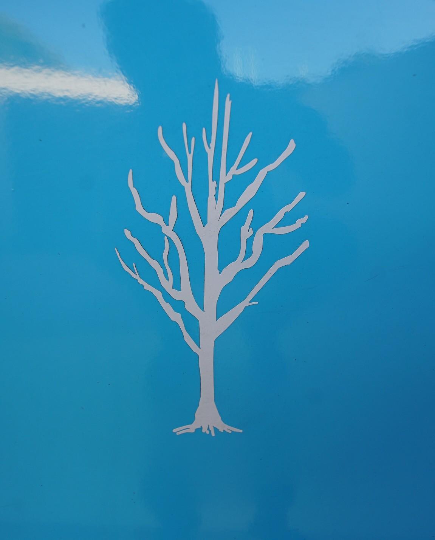 Adesivo da Árvore
