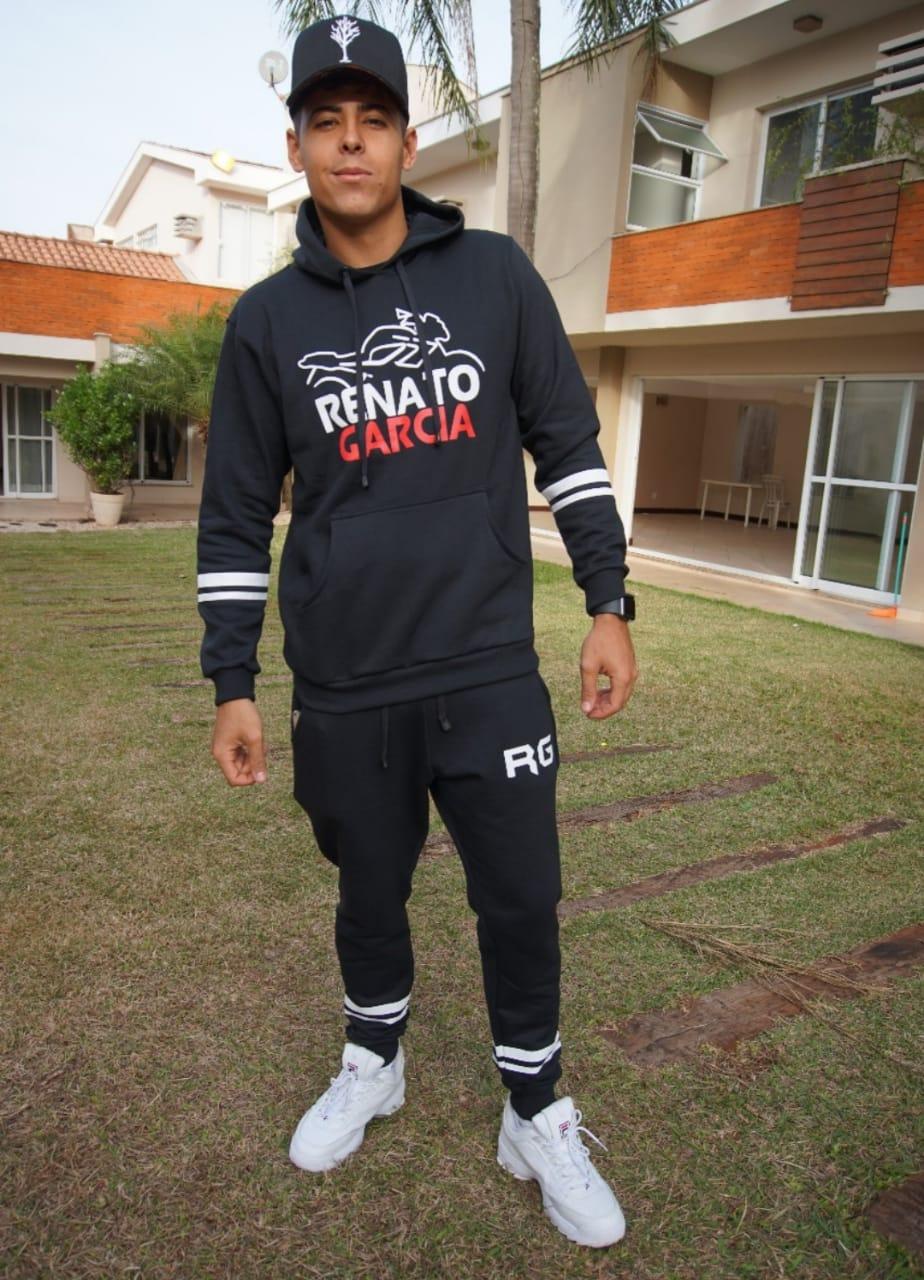 Blusa Moletom Oficial Renato Garcia