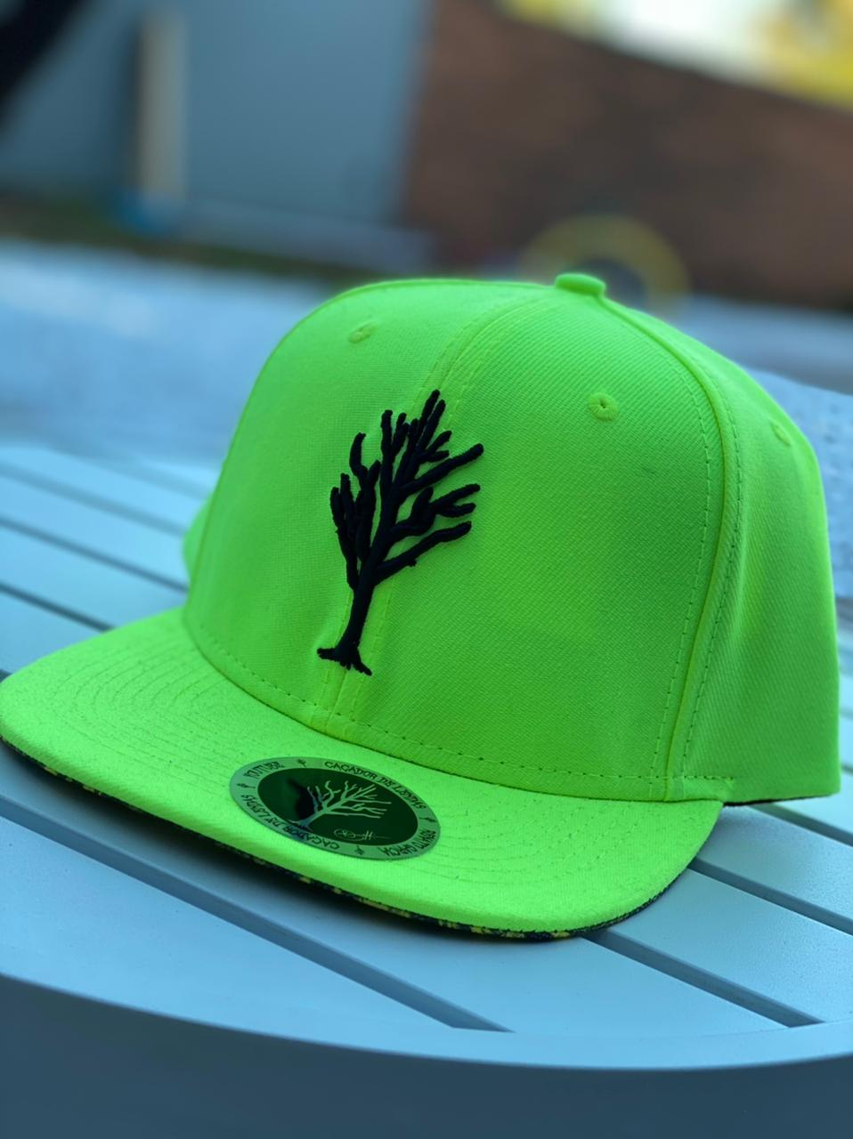 Pré Venda - Boné Caçador Verde