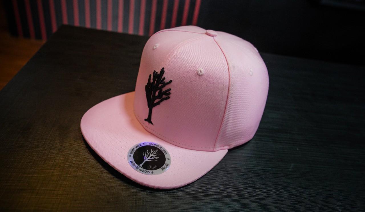 Boné Caçadores de Lendas Rosa Exclusivo