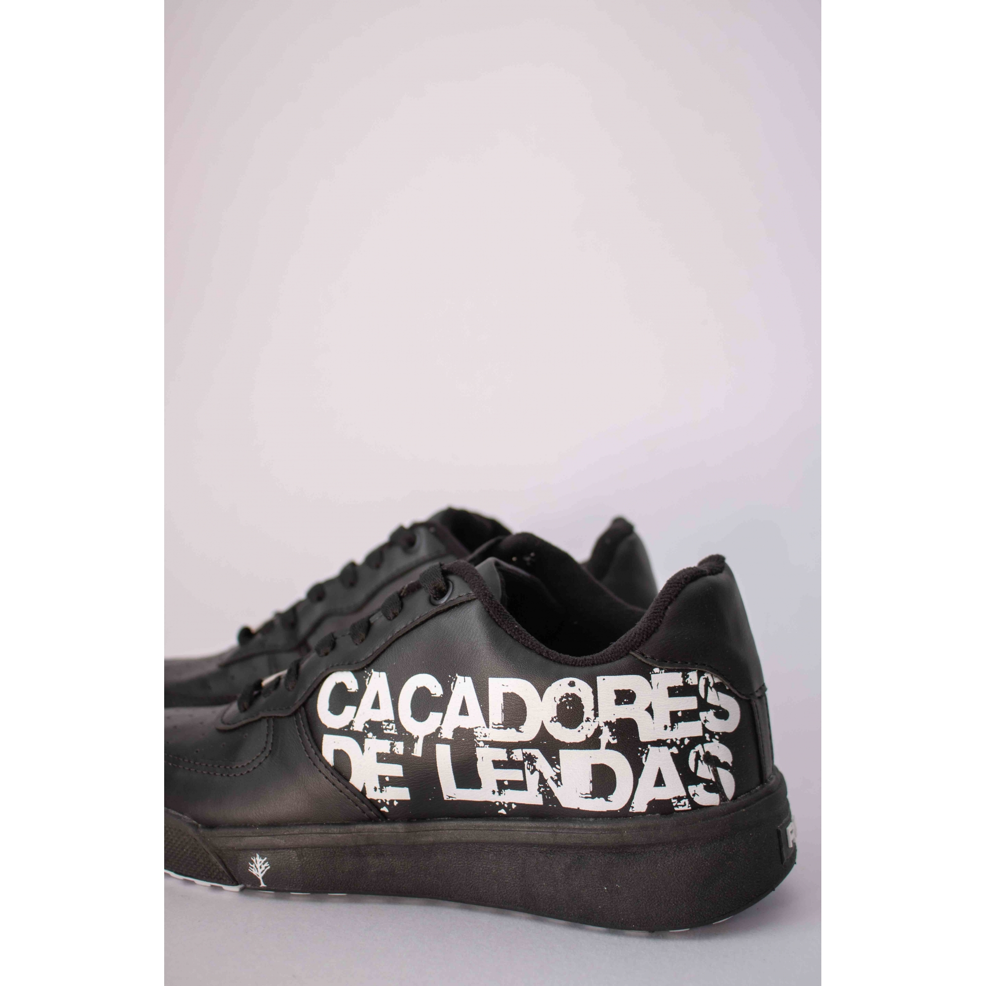 TÊNIS BLACK - CAÇADORES DE LENDAS