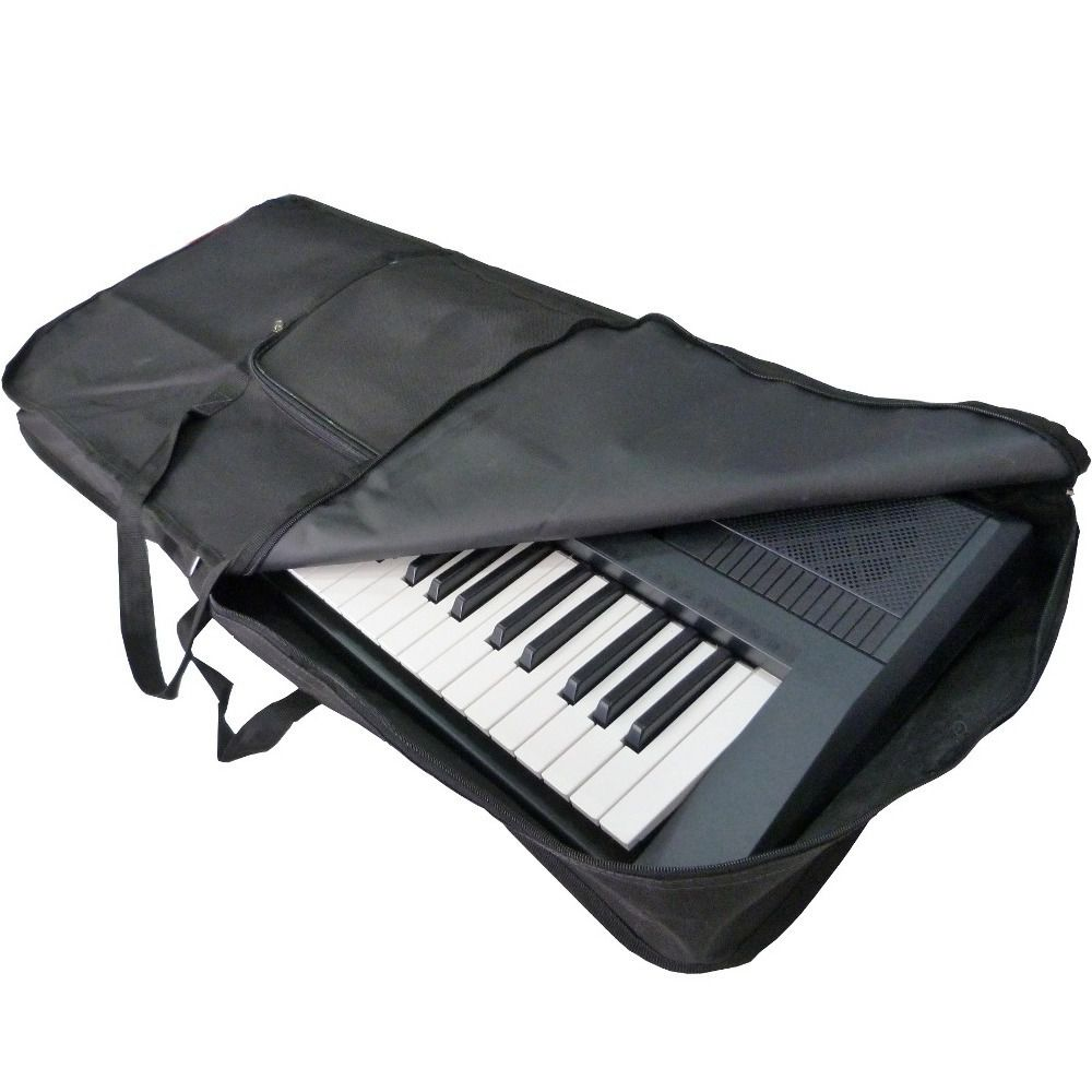 Capa Para Teclado 5/8 Simples Nylon - Yamaha, Casio