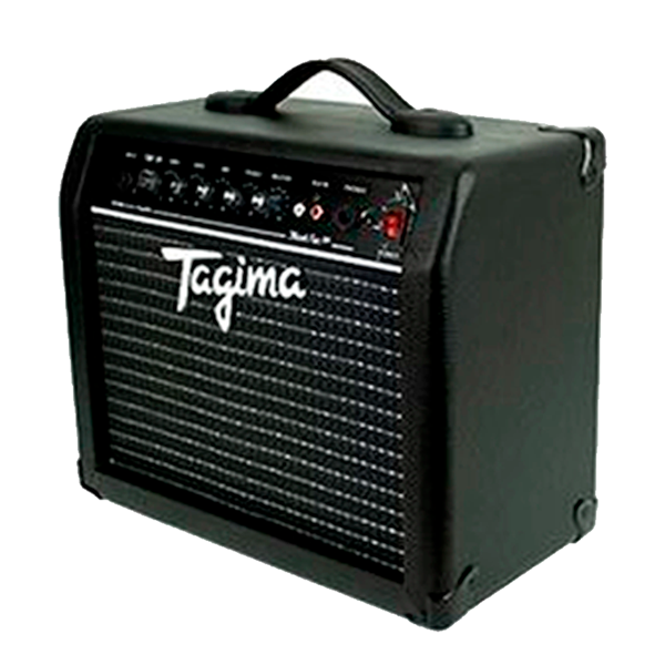 Cubo de Guitarra Tagima TBF50 - 50w Black Fox