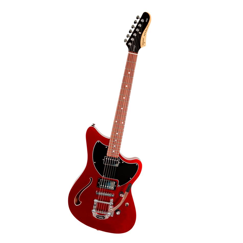 Guitarra Tagima Séries Brasil Laranja Metálico - Jet Blues Deluxe
