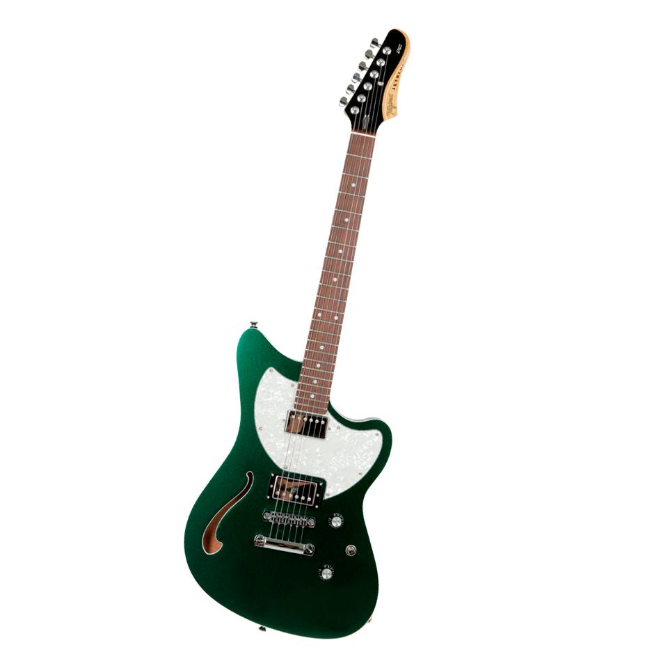Guitarra Tagima Séries Brasil Verde Metálico - Jet Blues Deluxe