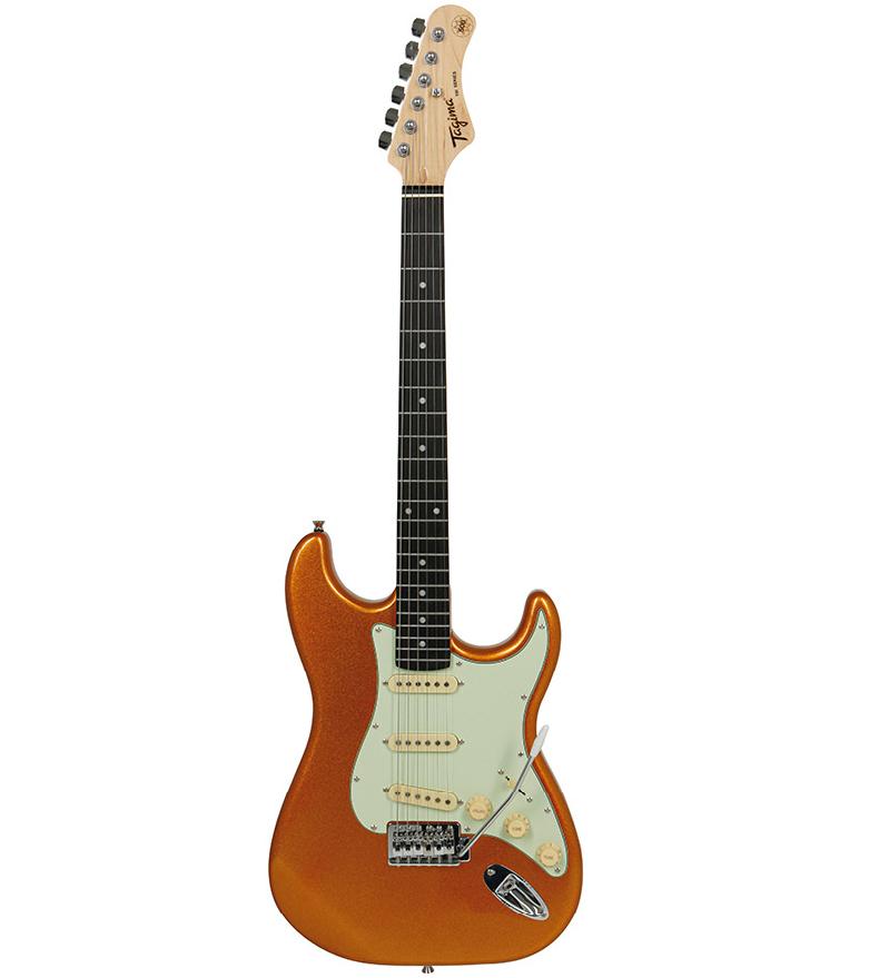 Guitarra Tagima TG-500 - Dourado Metálico