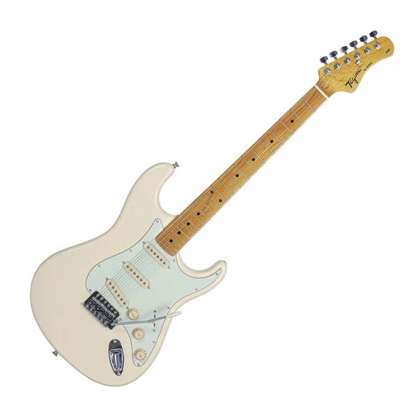 Guitarra Tagima TG-530 - Branco Vintage