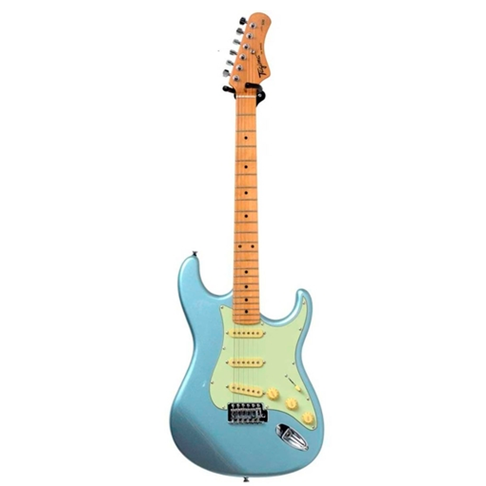 Guitarra Tagima TG-530 WOODSTOCK - Lake Placid Blue