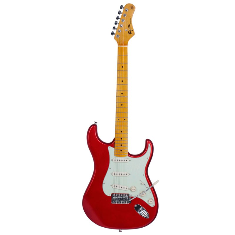 Guitarra Tagima TG-530 WOODSTOCK - Vermelho Metalizado