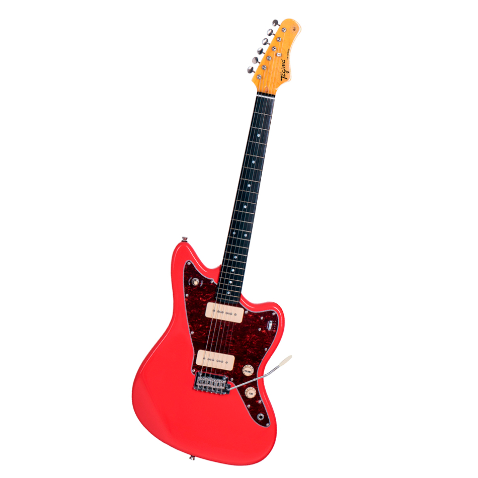 Guitarra Tagima TW61 - Woodstock Fiesta Red