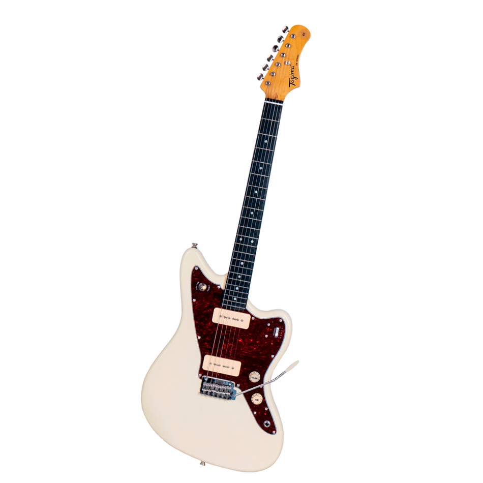 Guitarra Tagima TW-61 - Woodstock Branco Vintage