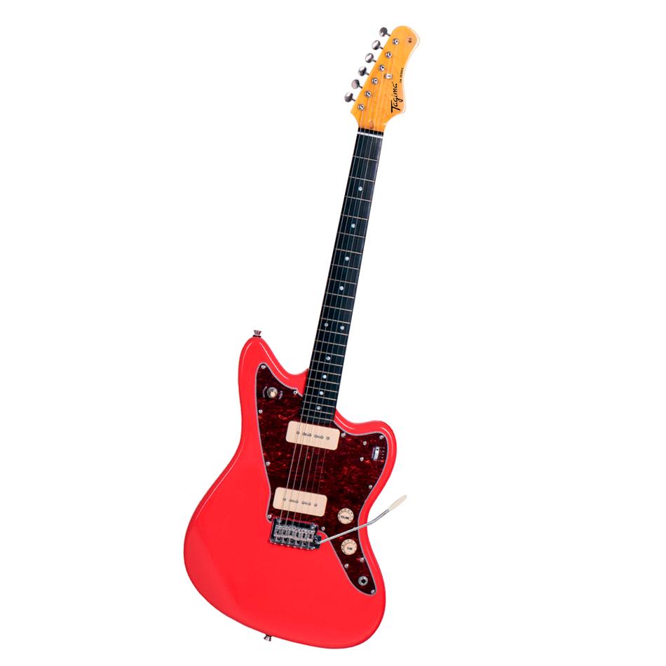 Guitarra Tagima TW-61 - Woodstock Fiesta Red