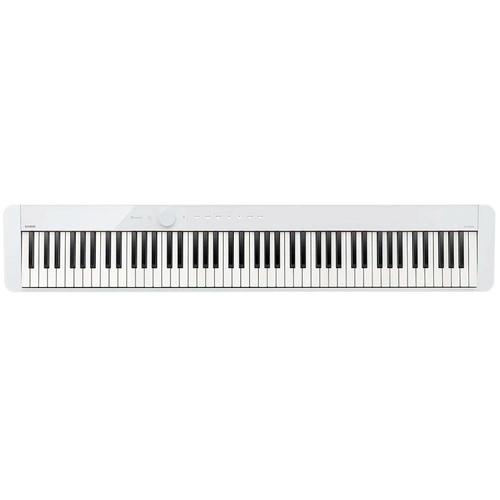 PIANO CASIO PRIVIA DIGITAL BRANCO MODELO PX-S1000BKC2-BR