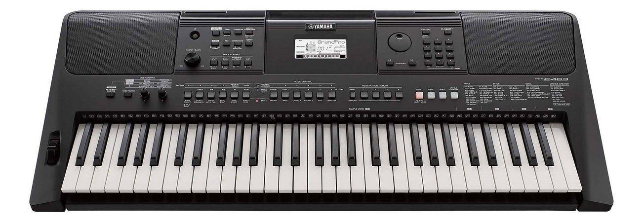 Teclado Arranjador Psr-e463 Yamaha 61 Teclas