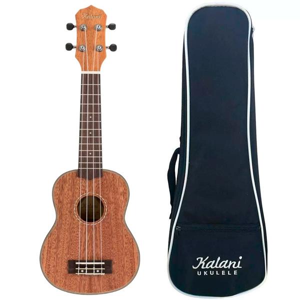 Ukulele Concert Kayke Series -  Kalani 300 c/ Bag
