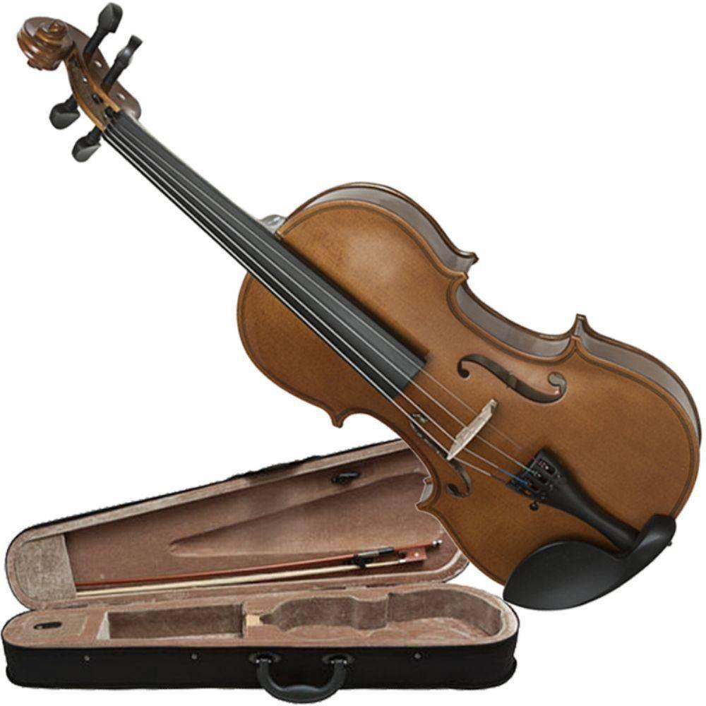Violino Dominante IZZO 4/4 Especial Completo C/ Estojo