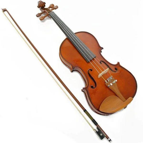 Violino Eagle VE441 4/4 Tradicional Envernizado Com Estojo