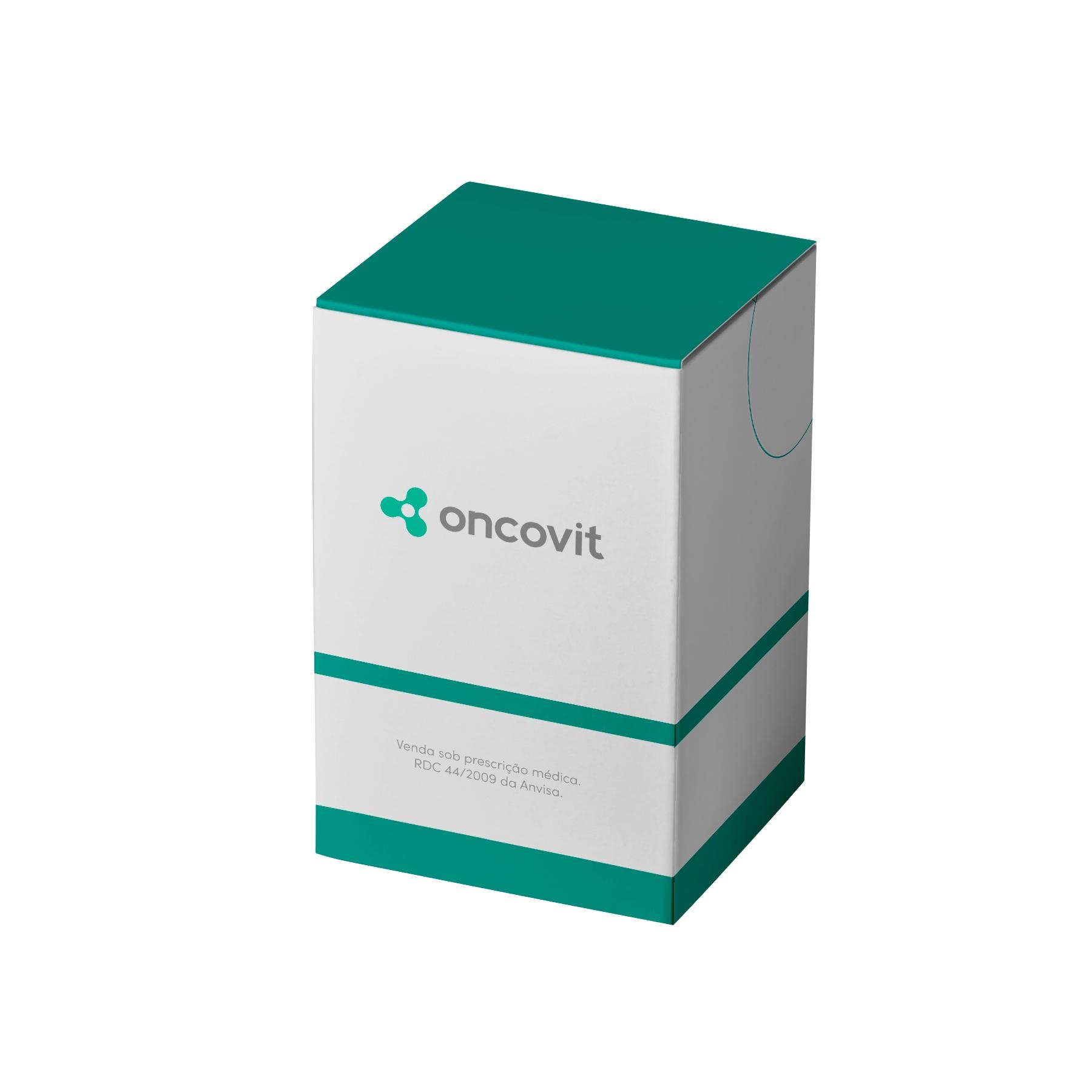 Filgrastim 300mcg caixa com 5 frascos-ampola com 1mL de solução de uso intravenoso ou subcutâneo