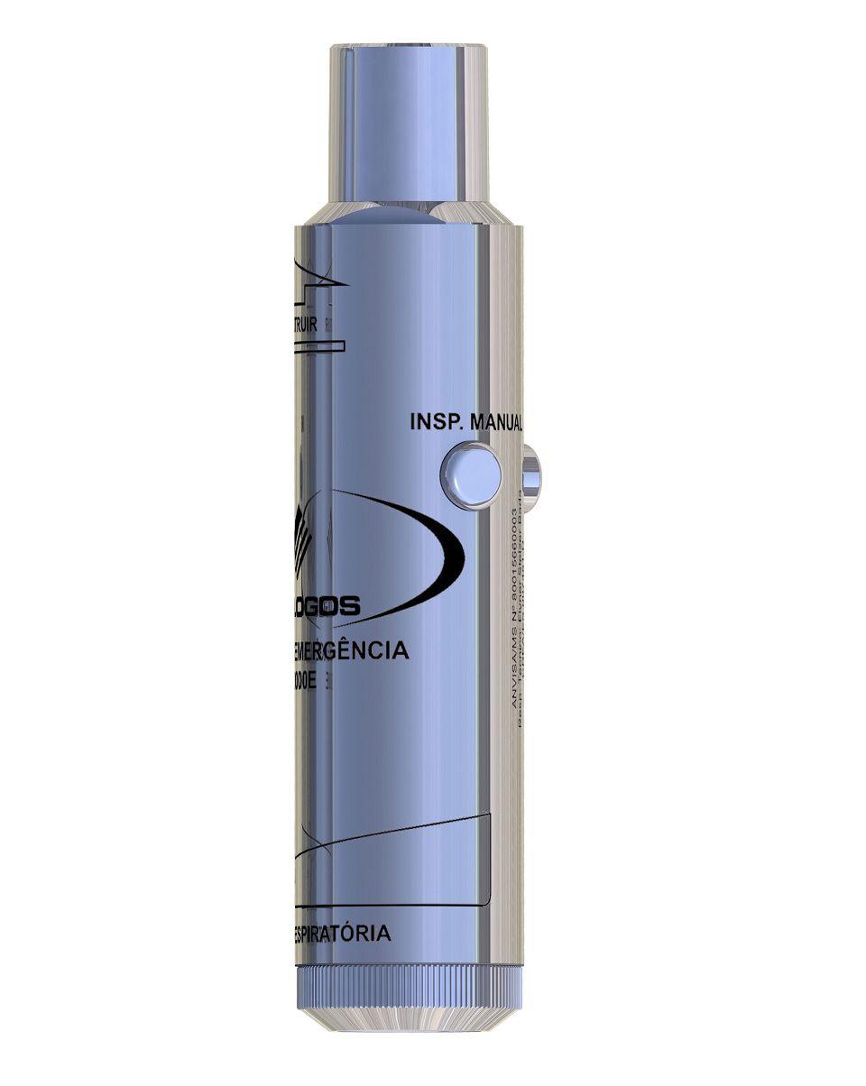 VLP 2000E - Ventilador Mecânico Pneumático