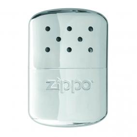 Aquecedor de Mãos Zippo 12 Horas Cromo Polido