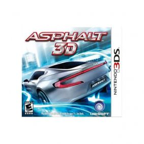 Jogo Asphalt 3D - Nintendo 3DS