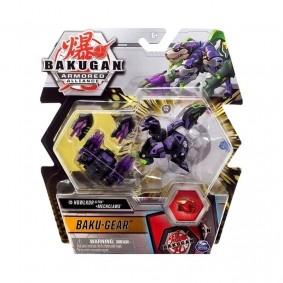 Bakugan Armored Alliance - Baku-Gear: Howlkor Ultra + Mechclaws