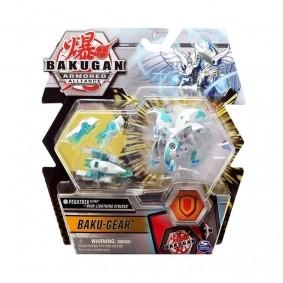 Bakugan Armored Alliance - Baku-Gear: Pegatrix Ultra + Haos Lightning Striker