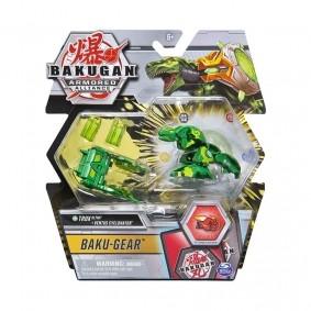 Bakugan Armored Alliance - Baku-Gear: Trox Ultra + Ventus Cyclonator