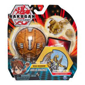 Bakugan Battle Planet - Deka Bakugan: Aurelus Dragonoid