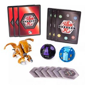 Bakugan Battle Planet - Starter Pack: Aurelus Howlkor Ultra