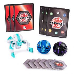 Bakugan Battle Planet - Starter Pack: Haos Hydorous Ultra