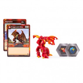 Bakugan Battle Planet - Ultra Pyrus Dragonoid