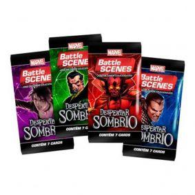 MARVEL Battle Scenes Booster - Despertar Sombrio