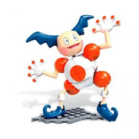 Blocos de Montar Mega Construx Detective Pikachu - Mr. Mime | Mattel