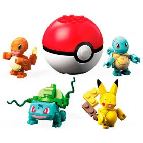 Blocos de Montar Mega Construx Pokémon - Amigos de Kanto | Mattel